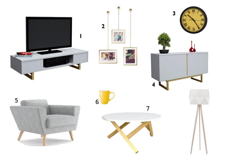 Meble w stylu skandynawskim domi decor for Art decoration meble